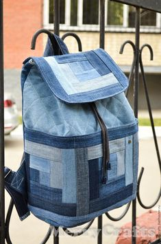 Kupitь Džinsovый rюkzаk - siniй, rюkzаk, rюkzаčok, tekstilьnый r... #insov #kupit #tekstil