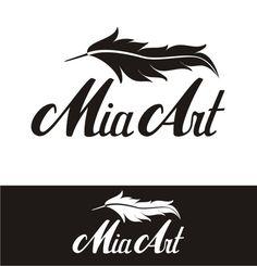 logotype for MiaArt.pl rudzik-rudzik.tumblr.com