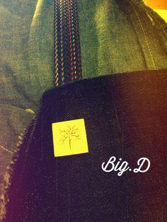 a twig badge