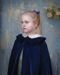 """Reverie"" (2015) By Jeremy Lipking, American, 1975) oil on linen; 20 x 16 in Prix de West Exhibition and sale at the National Cowboy and Western Heritage Museum in Oklahoma City http://www.lipking.com/ https://www.facebook.com/lipkingart"