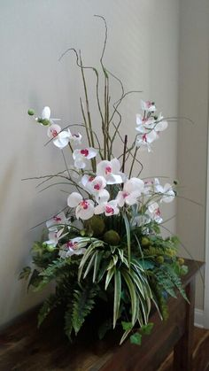 Everyday orchid arrangement by kyong