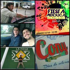 #FiestaMenduca, allá vamos!