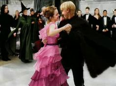 "Some people try to hard with this ""Dramione"" stuff<<<< too*<<<<< and some people need shut their mouths."