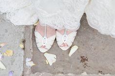 Lydia Stamps Photography Weddings Shustoke Farm Barns. Loved my Rachel Simpson Mimosa shoes - so comfy!