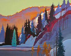 Stephen Quiller - Premium Artist - The Painter's Keys Art Directory ::