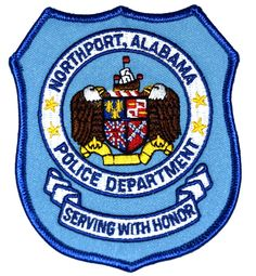 NORTHPORT ALABAMA AL Police Sheriff Patch BRISTISH FLAG FRENCH FLAG CSA FLAG ~ • $3.99 - PicClick
