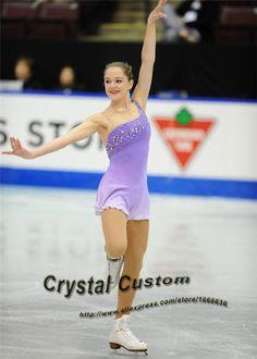 Ice Figure Skating Dress For Kids Fashion New Brand Figure Skating Dress For Competition DR3544 on Aliexpress.com | Alibaba Group