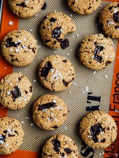 Snacking cookies