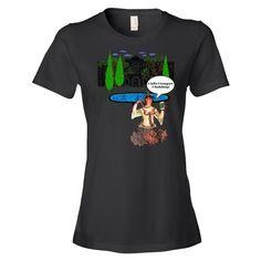 Women's short sleeve t-shirt - Selfie