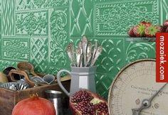 WANDTEGELS RELIEF 10X20 CM IN DE MIX | 'braille'tegels  | te koop bij mozaiek.com