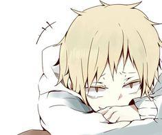 Kano so cute >///<