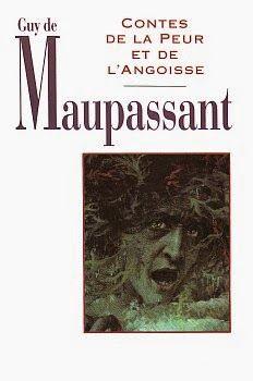 La maison de Gaspard: Contes de la peur et de l'angoisse - Guy de Maupas...