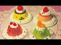 Jelly set of Whipple