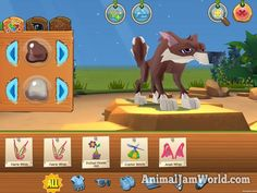 Animal Jam Play Wild Mobile App for Android & iOS - Animal Jam World Animal Jam Play Wild, New Ios, Android Apps, Mobile App, Flower Pots, Old Things, Wings, My Favorite Things, Halloween