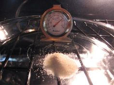 How to Test Your Oven Temperature Without a Thermometer: All you need is sugar and aluminum foil!