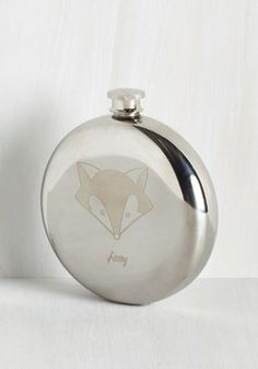 Walk on the Wily Side Flask