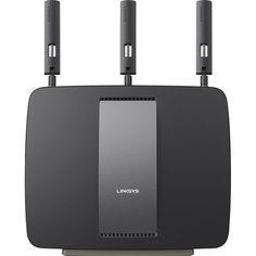Linksys Tri-Band EA9200 Gigabit Smart Wireless AC3200 Router | Staples