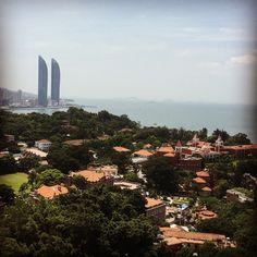 Trip to Xiamen, first stop at Gulangyu #trip#Gulangyu#Xiamen#China