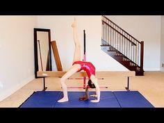 Backbend Kickover Tutorial - YouTube