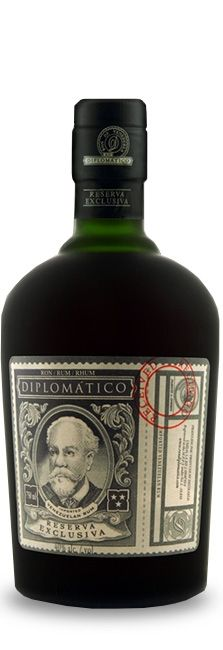 Diplomatico is a carefully crafted rum from Venezuela, recognized as one of the finest sipping rums in the world. Rhum Diplomatico, Whisky, Vodka, Martini, Caribbean Rum, Alcoholic Drinks, Cocktails, Crystal Glassware, Ron