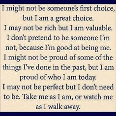 I may not......