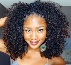 Natural, Curly, Coily, Kinky, Hair..Tumblr