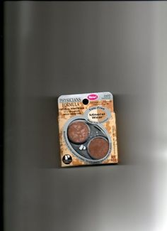 [TWO PACK] Physicians Formula Mineral WearTM Talc-Free Mineral Eye Shadow Duo, Nude Minerals # 2422 Mineral WearTM Shadow Duo http://www.amazon.com/dp/B001124ANO/ref=cm_sw_r_pi_dp_saJQwb14HR3WS