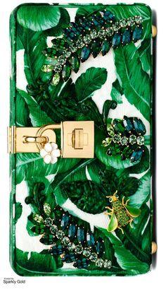 DG Fall 2016 Botanical Garden - Handbags & Wallets - http://amzn.to/2hEuzfO