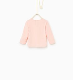 ZARA - KIDS - Printed pocket top