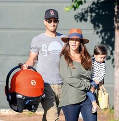 Jennifer Love Hewitt and Brian Hallisay's kid - son Atticus James Hallisay