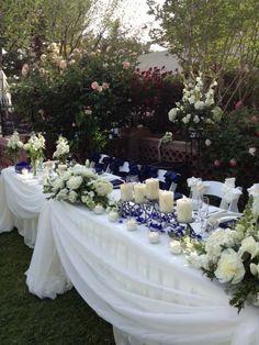 The Willows Home & Garden: a backyard wedding
