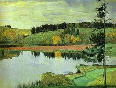 Nesterov, Mikhail - 1906 'Autumn'