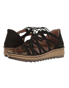 71e5747f6661 Naot Yarrow Sandal in Black  164.99  womensfashion  sandalseason  sandals   gladiator  weddinginspiration