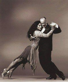 """Marcela Duran and Carlos Gavito from the famous Broadway Show """"Forever Tango"""" by Luis Bravo. An iconic couple who boomed international interest in Argentine Tango with their artistic style. Shall We Dance, Lets Dance, Dance Art, Ballet Dance, Jazz Dance, Break Dance, Open Dance, Dance Like No One Is Watching, Dance Movement"""