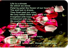 Petals by Amy Lowell