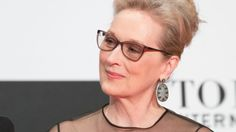 Meryl Streep Makes the #MeToo Movement Even More Political