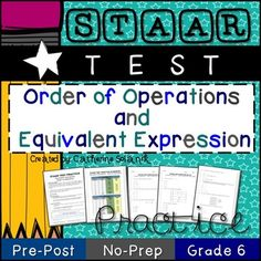 6th Grade Math {RATIOS RATES PROPORTIONS} TEKS 6.4BCDE & 6 ...