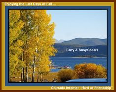 Last Days of Fall  https://www.facebook.com/pages/A-Time-for-Every-Season/142960769110607
