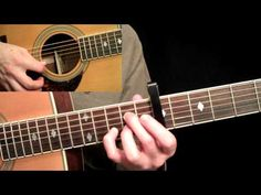 The Beatles - Here Comes The Sun Guitar Lesson Pt.2 - Interlude & Ending