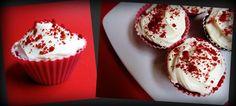 hummingbird bakery's red velvet cupcake - Use White chocolate lemon ganache icing for fondant cakes.