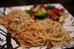 Japanese Hibachi Noodles by burghbaby.com by TheBurghBaby, via Flickr