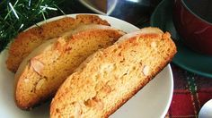 This is a simple, no frills biscotti. My friend at work gave this recipe to me.  It's quick, easy and one of my favorite Italian cookie recipes.