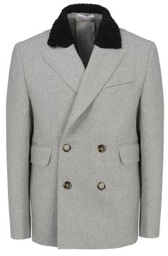 Carven Gq, Carven, Double Breasted Suit, Suit Jacket, Coats, Mens Fashion, Shopping, Jackets, Style