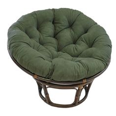 Large round Bamboo Chair httpwwwfutonsnet