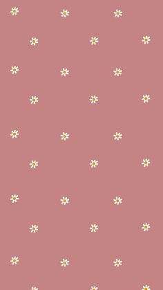 Simple Iphone Wallpaper, Flower Phone Wallpaper, Minimalist Wallpaper, Iphone Wallpaper Tumblr Aesthetic, Simple Wallpapers, Iphone Background Wallpaper, Retro Wallpaper, Aesthetic Pastel Wallpaper, Pretty Wallpapers