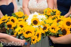 Rustic Navy and Yellow Wedding - Russell Morin Catering & Events