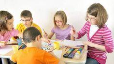 Corso d'arte per bambini dai 6 ai 12 anni