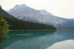 Emerald Lake, Rocky Mountains