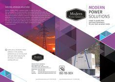 Power Generator, Generators, Menu Restaurant, Brochure Design, Design Projects, Finding Yourself, Software, Success, Graphic Design