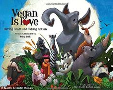 New children's book promoting veganism sparks outrage for graphic images and unhealthy diet message – but how bad is a veggie food plan for kids?